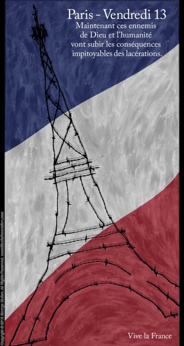 Paris Terror #1