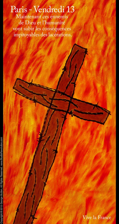 Paris Crucifixion #1