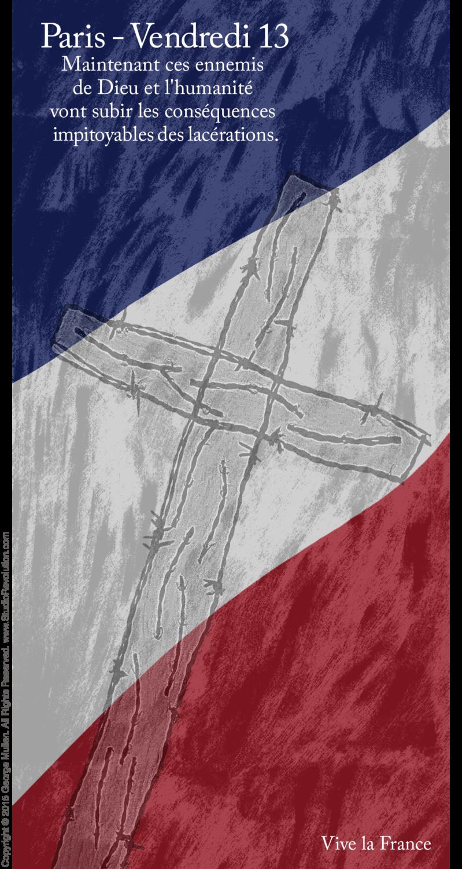 Paris Crucifixion #4
