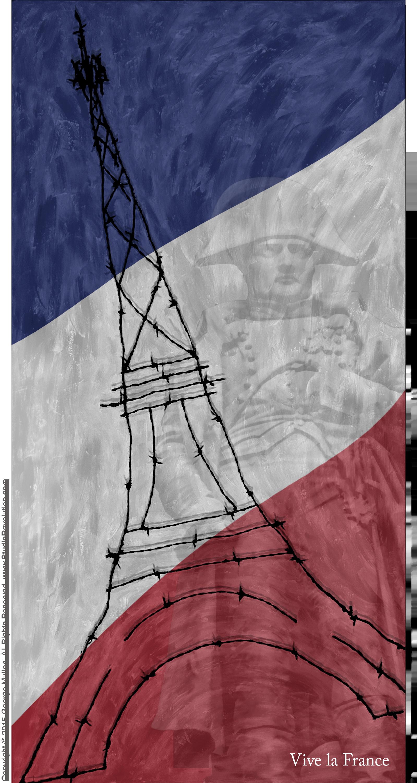 Paris Terror #20 (with Napoleon)