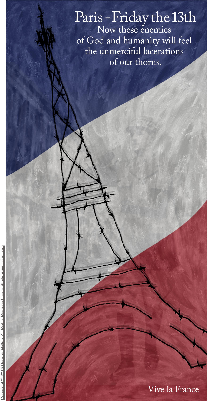 Paris Terror #9 (with DeGaulle)